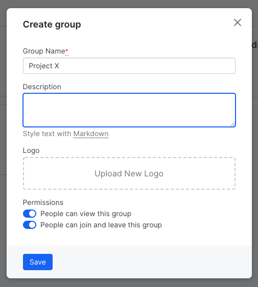 Creating Groups in Pingboard